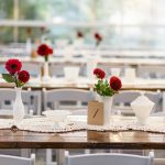 wedding planning checklist image of reception venue