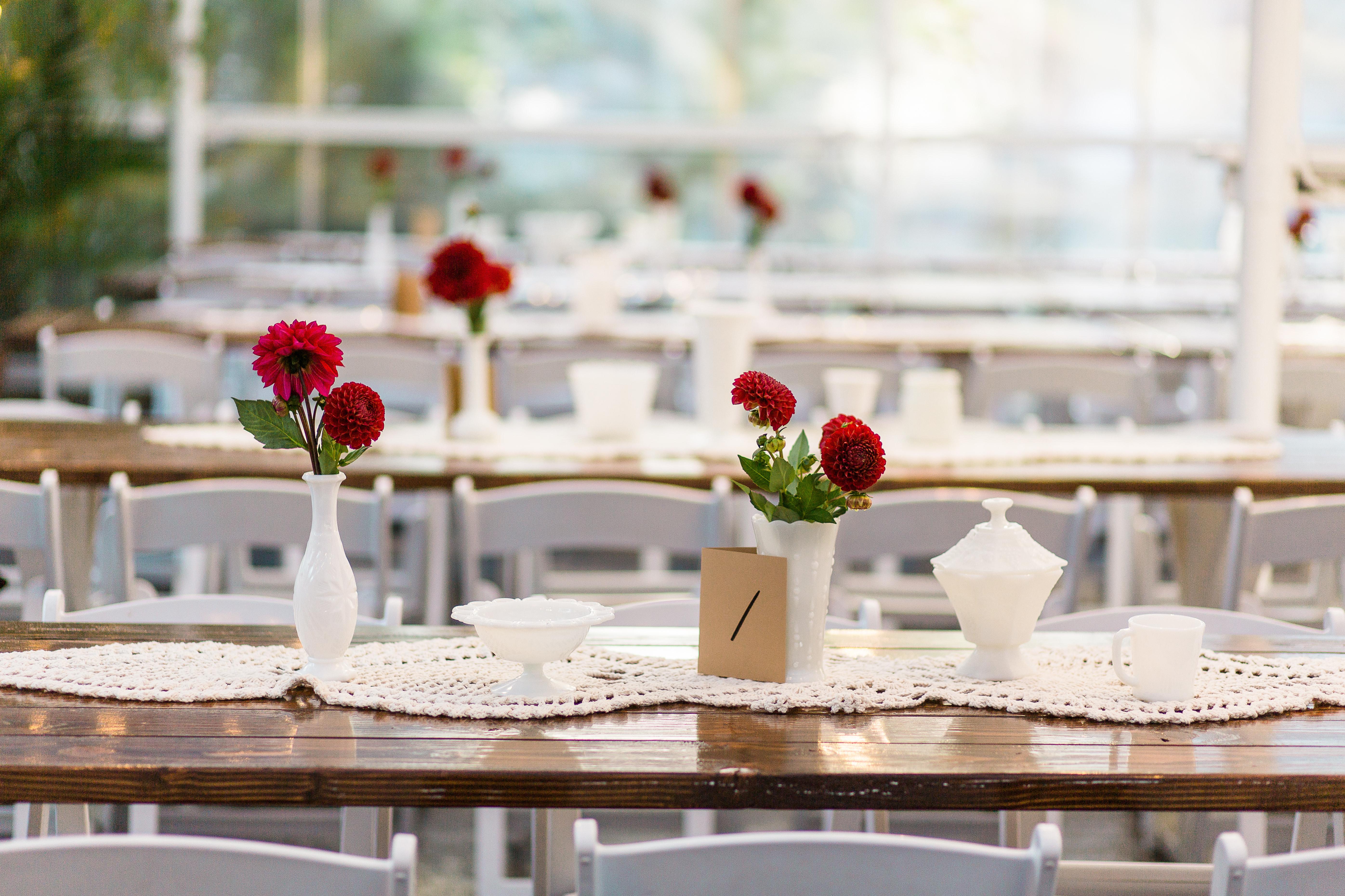 wedding planning checklist image of reception venue